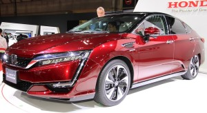 Honda Clarity Fuel Cell_001