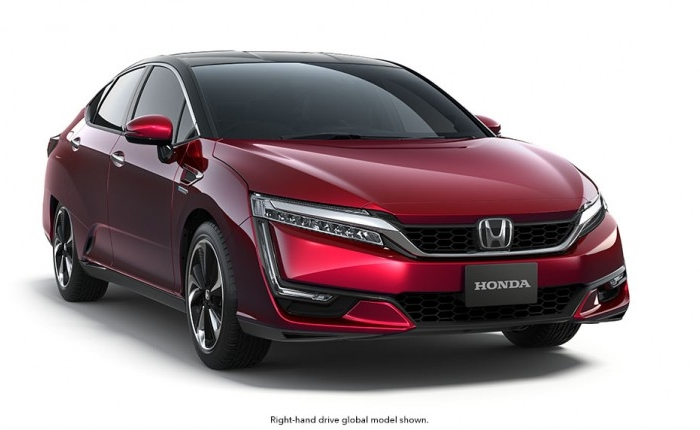 Honda Clarity Fuel Cell_003