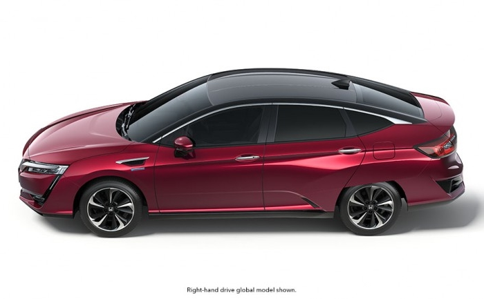 Honda Clarity Fuel Cell_004