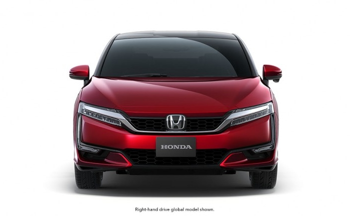 Honda Clarity Fuel Cell_005