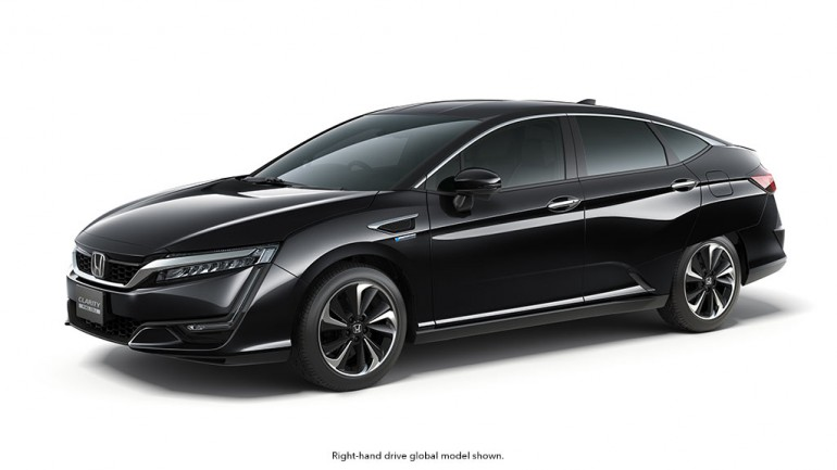 Honda Clarity Fuel Cell_007