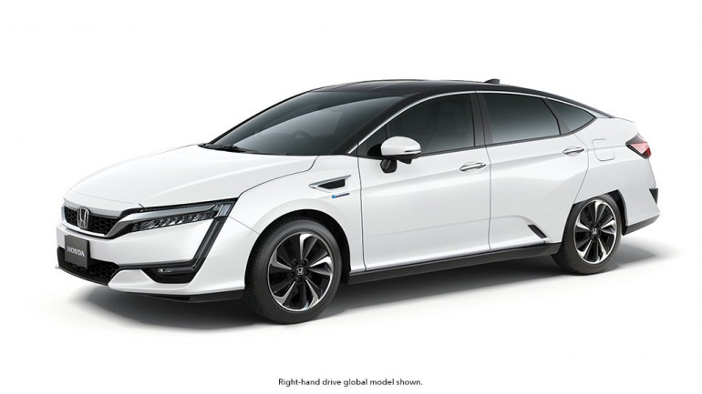 Honda Clarity Fuel Cell_008