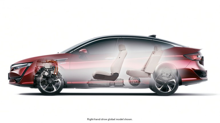 Honda Clarity Fuel Cell_011