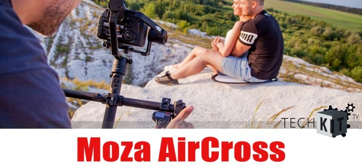 Обзор на электронный стабилизатор Moza Air Cross