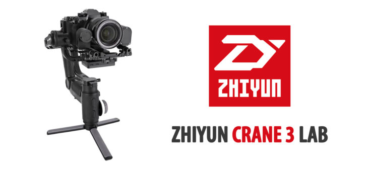 Zhiyun Crane 3 Lab – BIRTV 2018