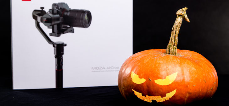 2018 MOZA HALLOWEEN VIDEO CONTEST